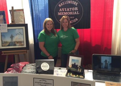 Tailhook booth